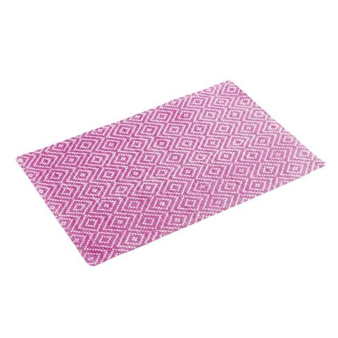 "Set de Table ""Losamo"" 30x45cm Fuchsia"