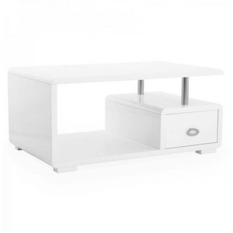 """Table Basse """"TV"""" Space Blanc"""