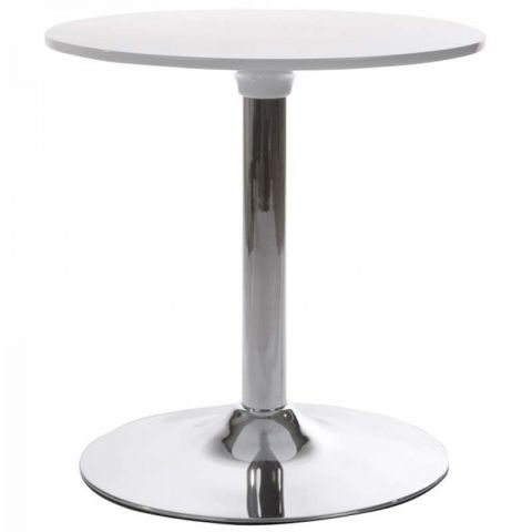 Table d'appoint Jade Blanche