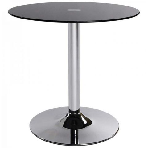 Table d'appoint Roll Noire