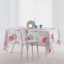 "Nappe Antitache ""Nebulo"" 150x240cm Multicolore"