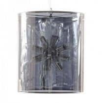 Lampe Suspension Design Transparent
