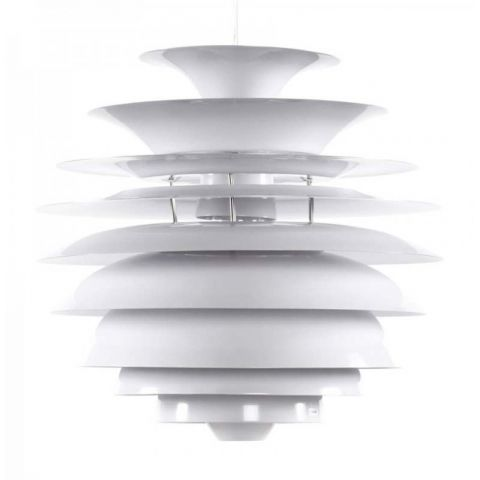 Lampe Suspension Circus Blanc
