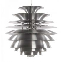 Lampe Suspension Circus Argent