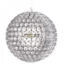 Lampe Suspension Idéo Argent