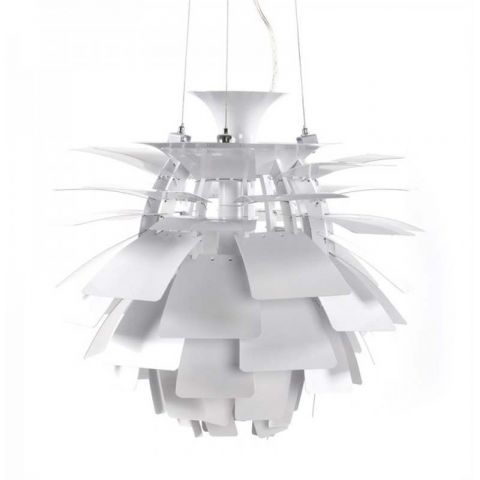 Lampe Suspension Storm Blanc