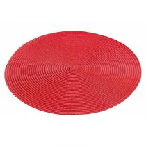 "Set de Table ""Zebulon"" 35cm Rouge"