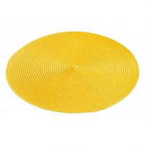 "Set de Table ""Zebulon"" 35cm Jaune"