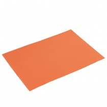 "Set de Table ""Melix"" 32x47cm Orange"