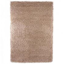 "Tapis de Salon ""Gina"" 200x290cm Marron"