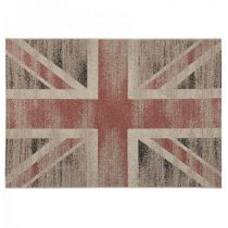 "Tapis de Salon ""London Vintage"" 120x170cm"