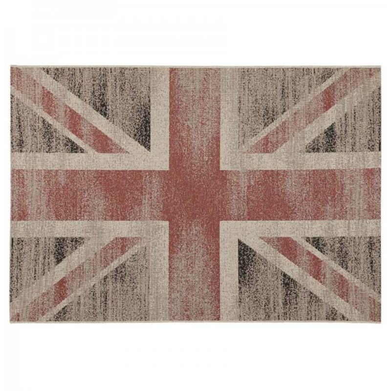 tapis de salon london vintage 160x230cm. Black Bedroom Furniture Sets. Home Design Ideas