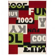 "Tapis de Salon ""Fun"" 160x230cm"
