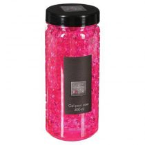 Gel Vase Crystal 400ml Rose