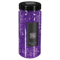 Gel Vase Crystal 400ml Violet