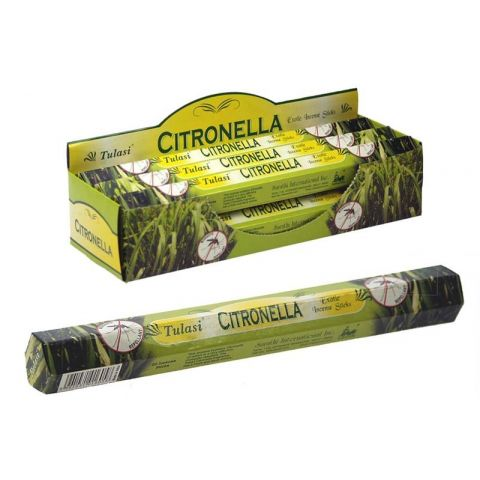 20 Sticks Encens Citronella