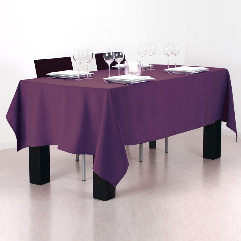 nappe anti t che 140x240cm violet. Black Bedroom Furniture Sets. Home Design Ideas
