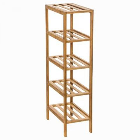 "Étagère 4 Cases ""Mix N Modul"" 77cm Naturel"