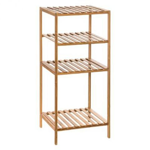 "Étagère 3 Cases ""Mix N Modul"" 77cm Naturel"