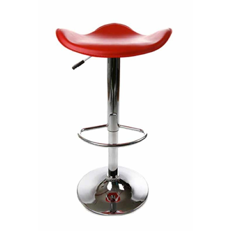 tabouret de bar cobra rouge. Black Bedroom Furniture Sets. Home Design Ideas
